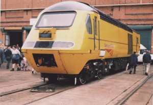 12192 Network Rail's Measurement HST